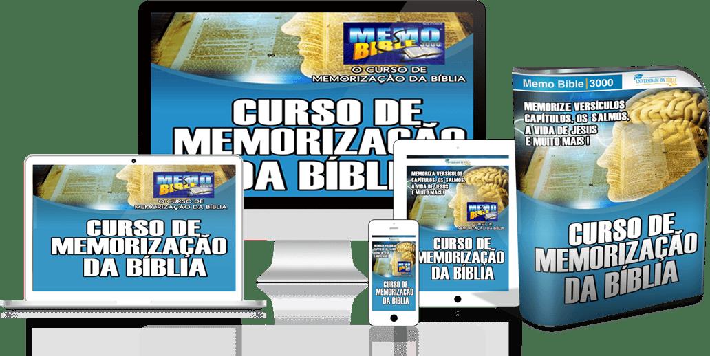 Memo Bible 3000: Curso de Memorização da Bíblia Vale a Pena?