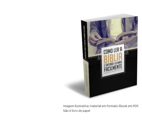Livro Método Como Ler a Bíblia e Entendê-la Mais Facilmente