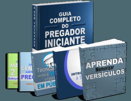 guia completo do pregador iniciante