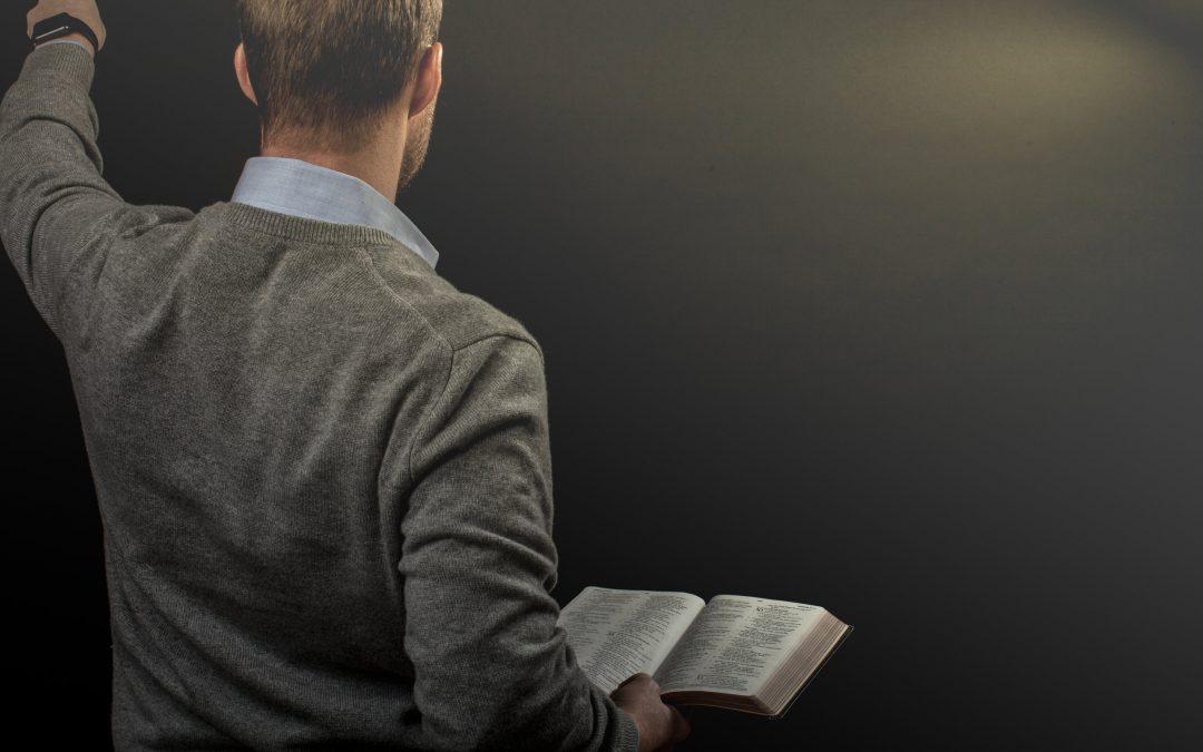 Como Fazer Um Esboço De Pregação Expositiva
