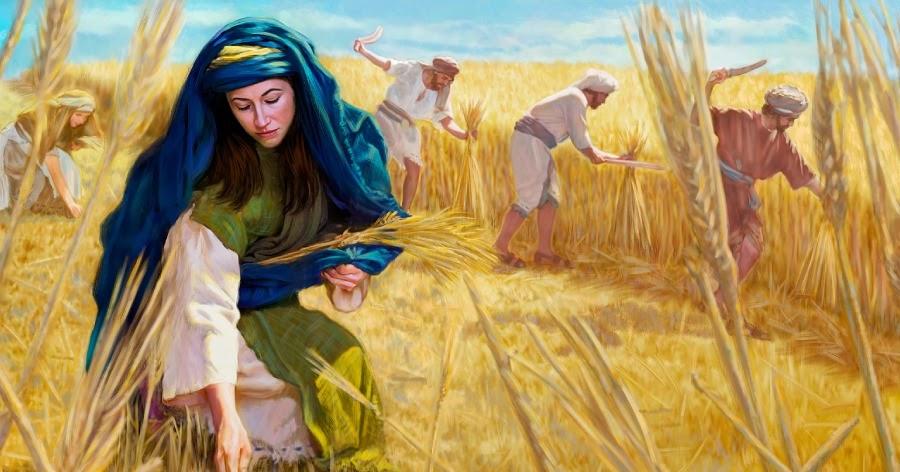 Entenda Quem Foi Rute Na Bíblia