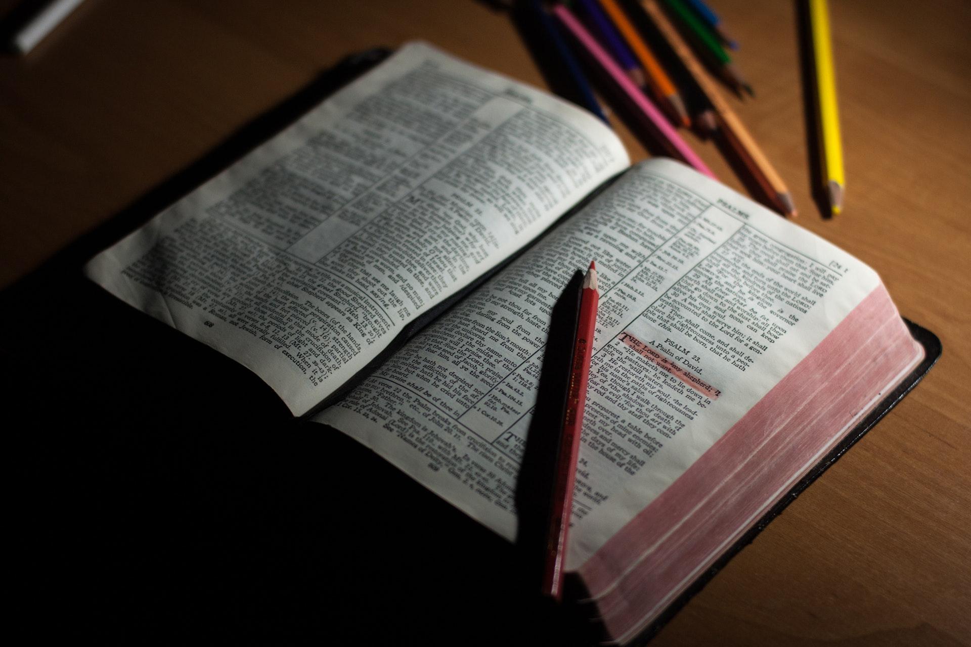 Como Estudar a Bíblia Para Pregar